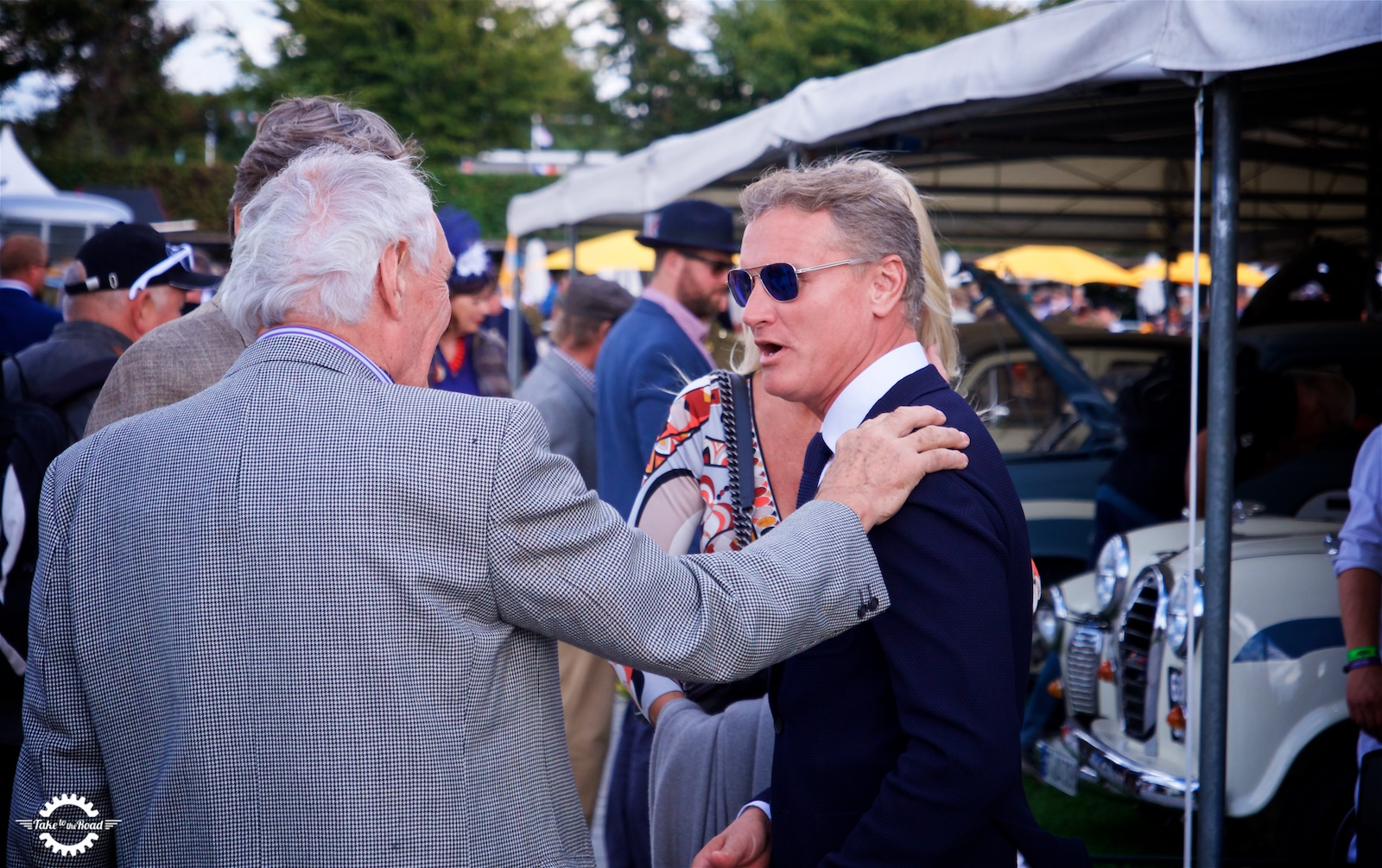 Take to the Road Highlights of The Goodwood Revival 2018 - Relentless and Glorious