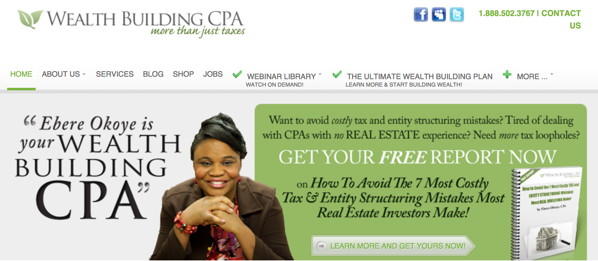 Wealth Building CPA Logo