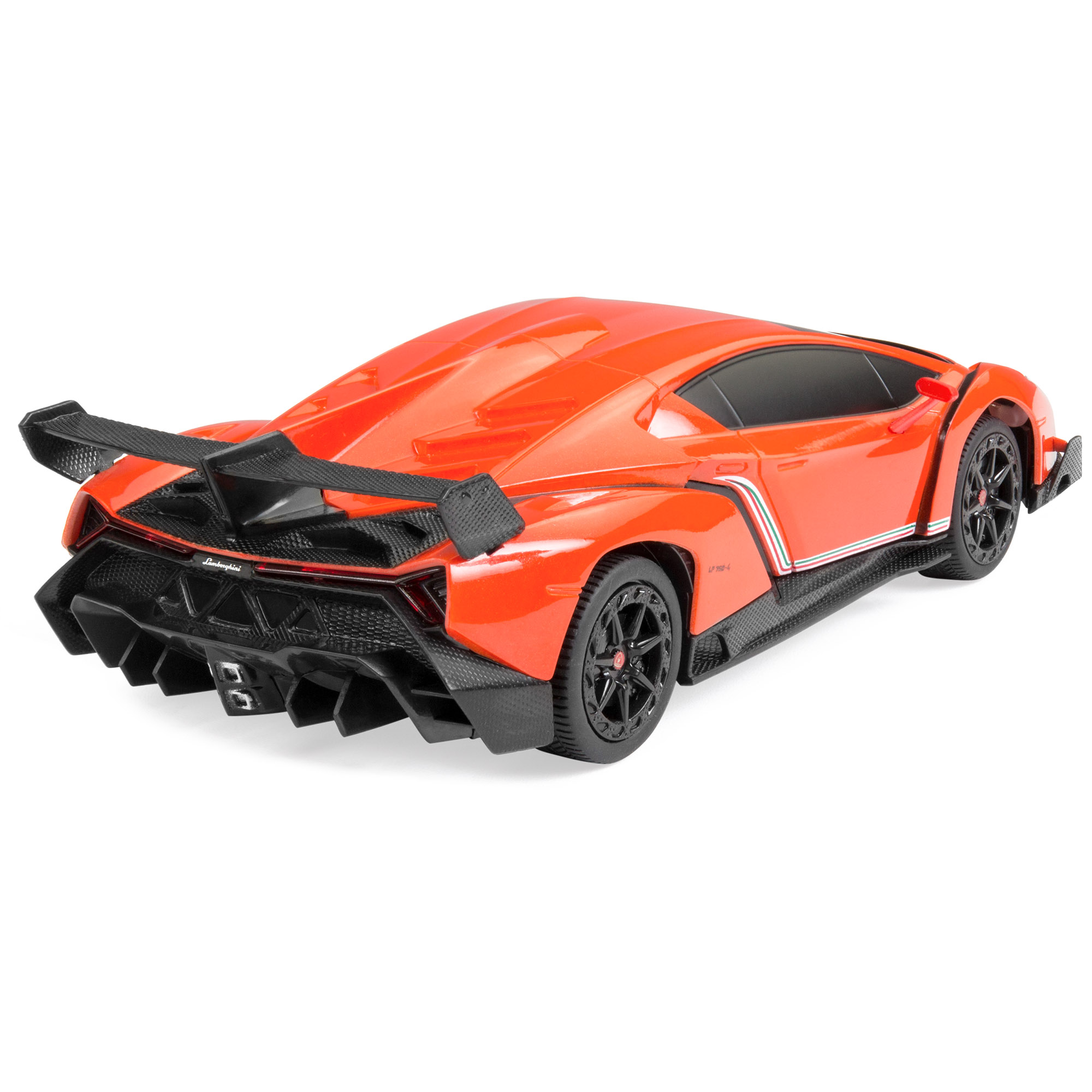 BCP-1-24-Kids-RC-Lamborghini-Veneno-Racing-Car-Toy-w-Lights-Shock-Suspension thumbnail 11