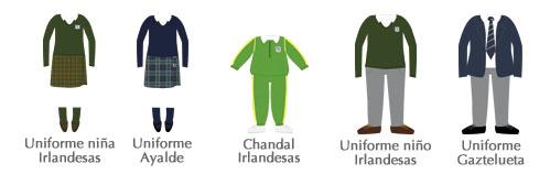 Cómo personalizar tu dibujo, uniforme colegio