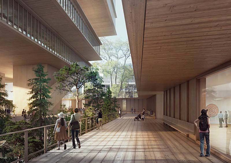 New Vancouver Art Gallery Design 'A Form that Can Be Controlled'