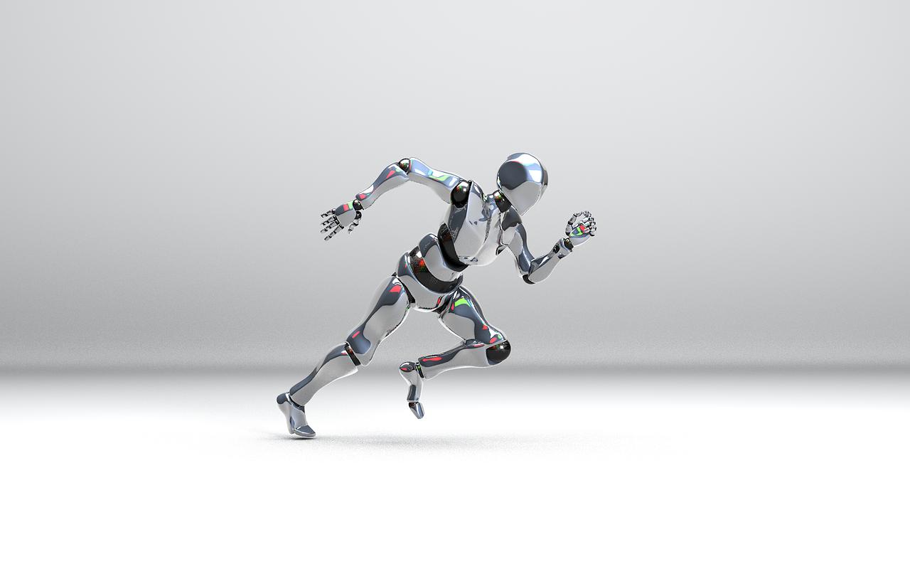 най-бързите роботи