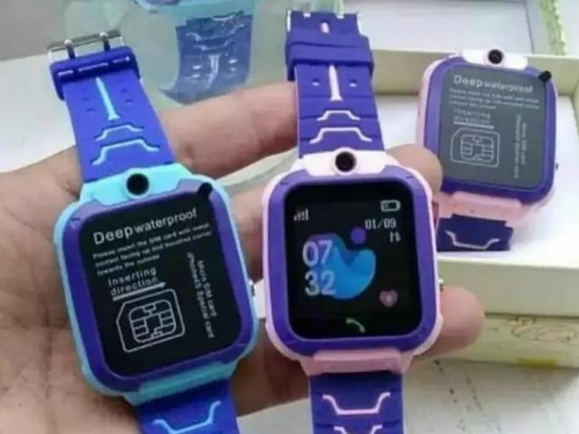 Jam tangan pintar anak