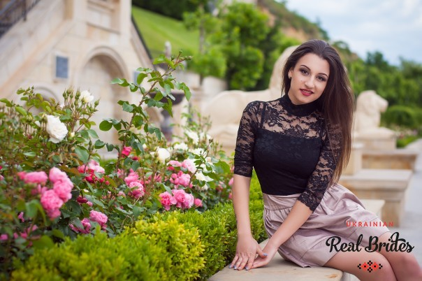 Photo gallery №3 Ukrainian bride Lyudmila