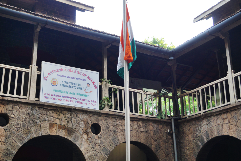 St. Andrews College Of Nursing, Pune Image