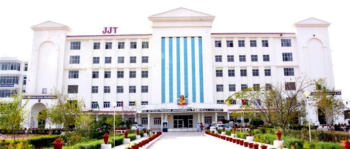 Shri Jagdish Prasad Jhabarmal Tibrewala University Image