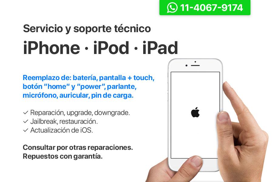Servicio técnico Apple Mac