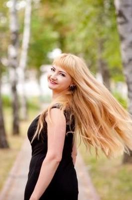 Profile photo Ukrainian women Marianna