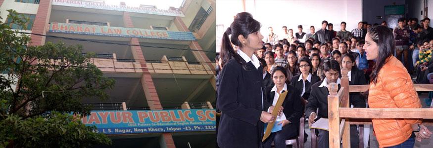 Bharat Law College, Jaipur