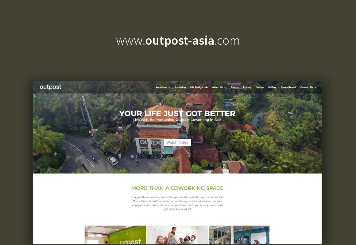 outpost asia