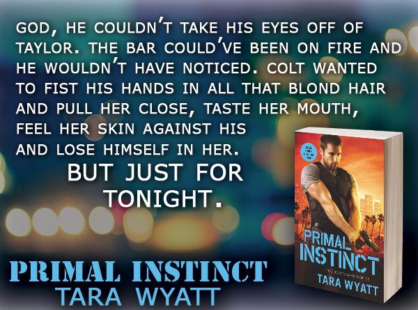Primal Instinct by Tara Wyatt teaser 2