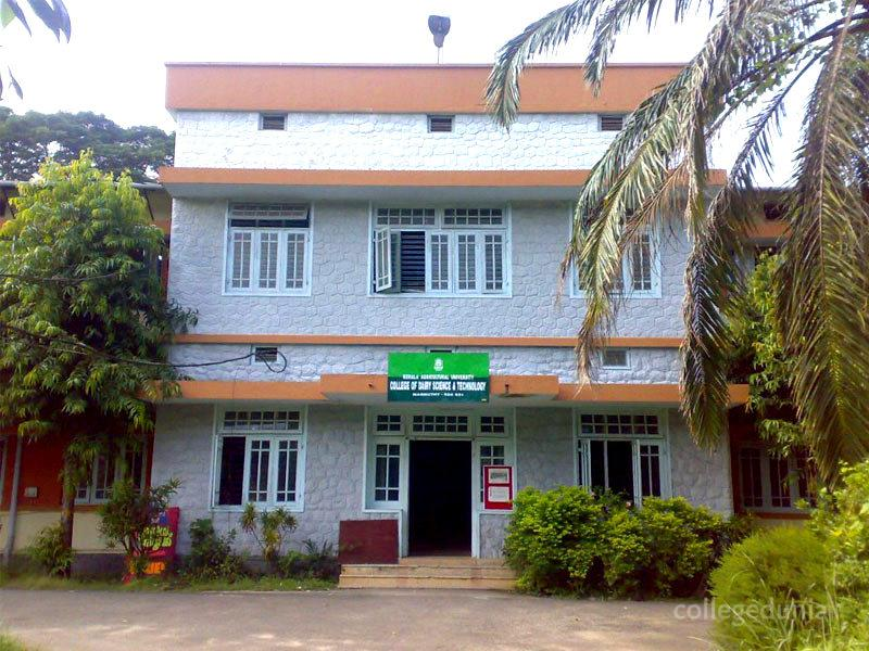College of Dairy Sciences and Technology, Mannuthy
