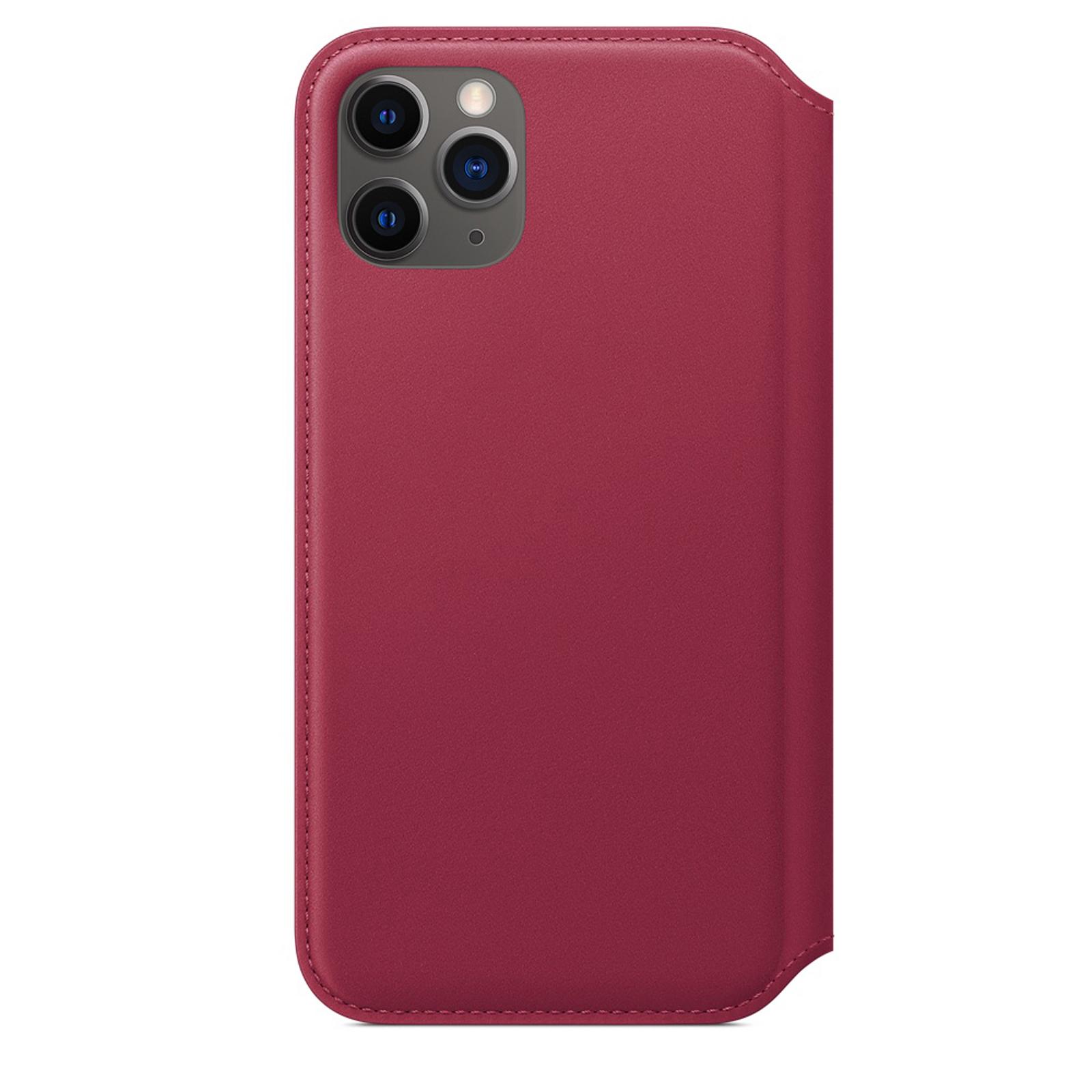 Nouveau-cuir-flip-portefeuille-Folio-Telephone-Etui-Housse-Pour-Apple-iPhone-11-Pro-Max-Xs-XR miniature 55