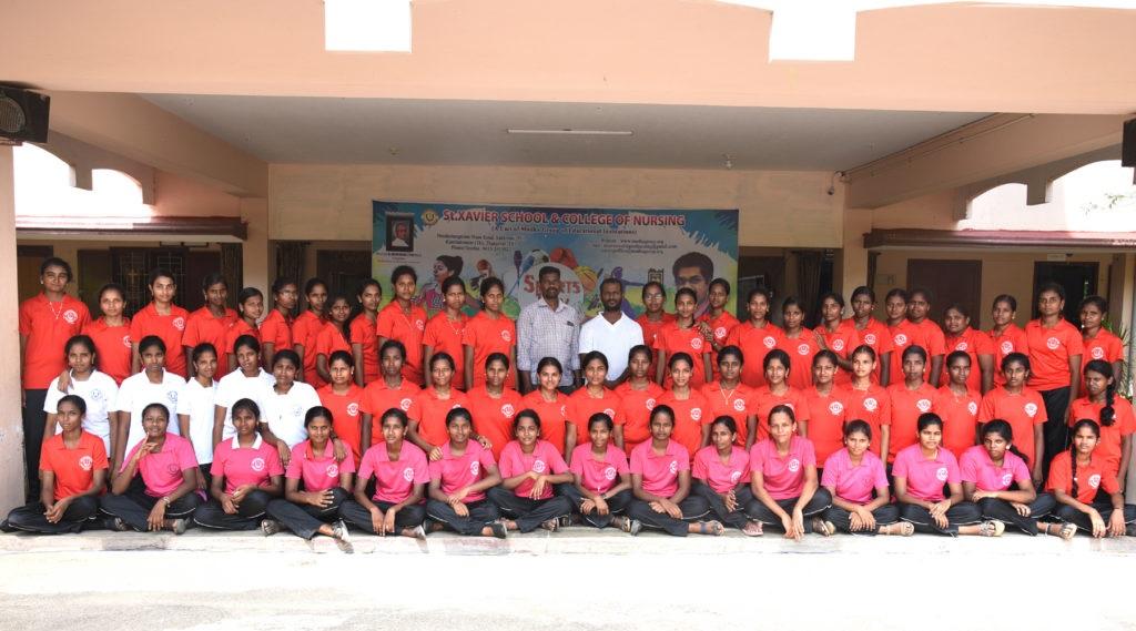 ST. Xavier College of Nursing, Thanjavur Image