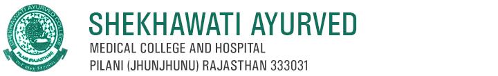 Shekhawati Ayurved Medical College and Hospital