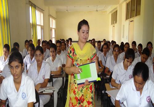 Sri Guru Harkrishan Sahib College of Nursing, Mohali Image