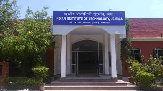 IIT (Indian Institute Of Technology), Jammu Image