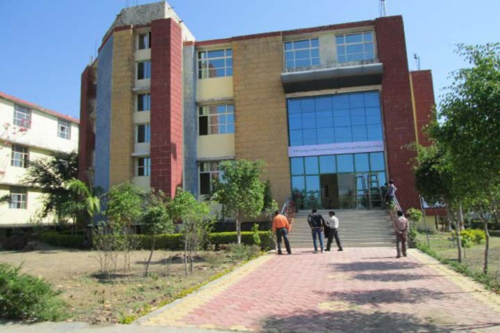 BM College Of Pharmaceutical Education and Research, Indore