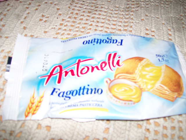 Fagottino, the cookie with that little extra...