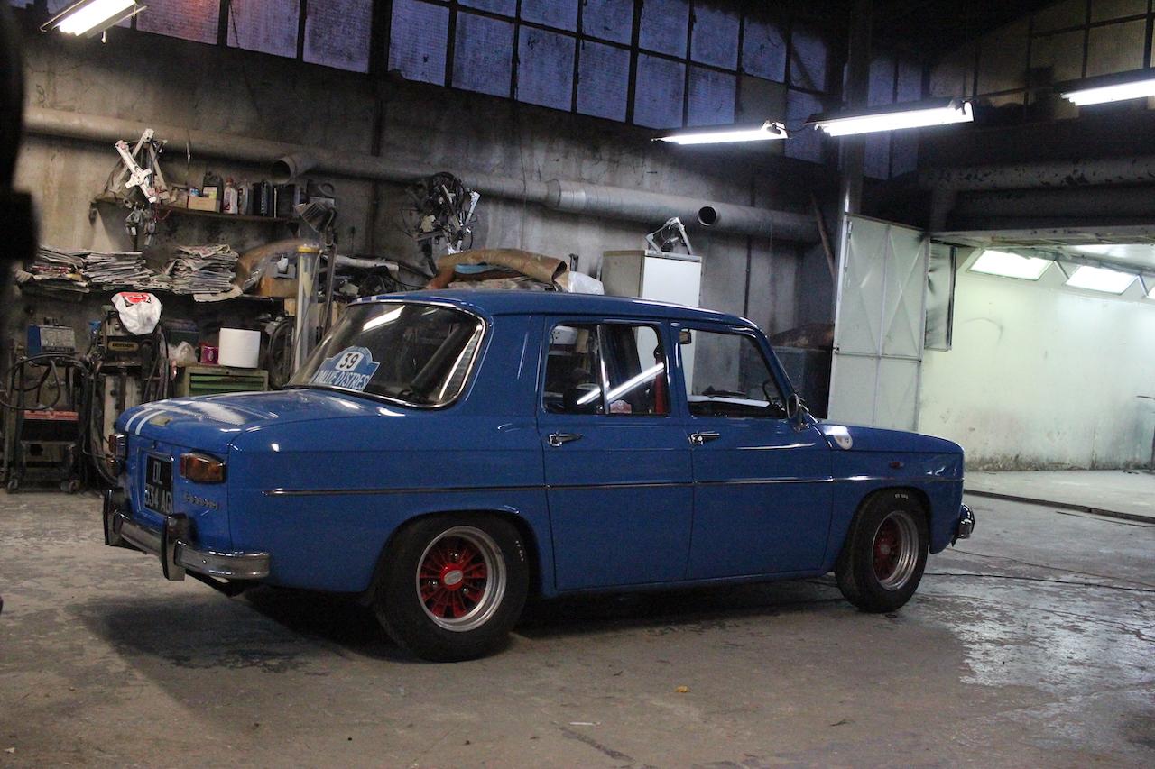 Take to the Road Market Pick - 1966 Renault 8 Gordini