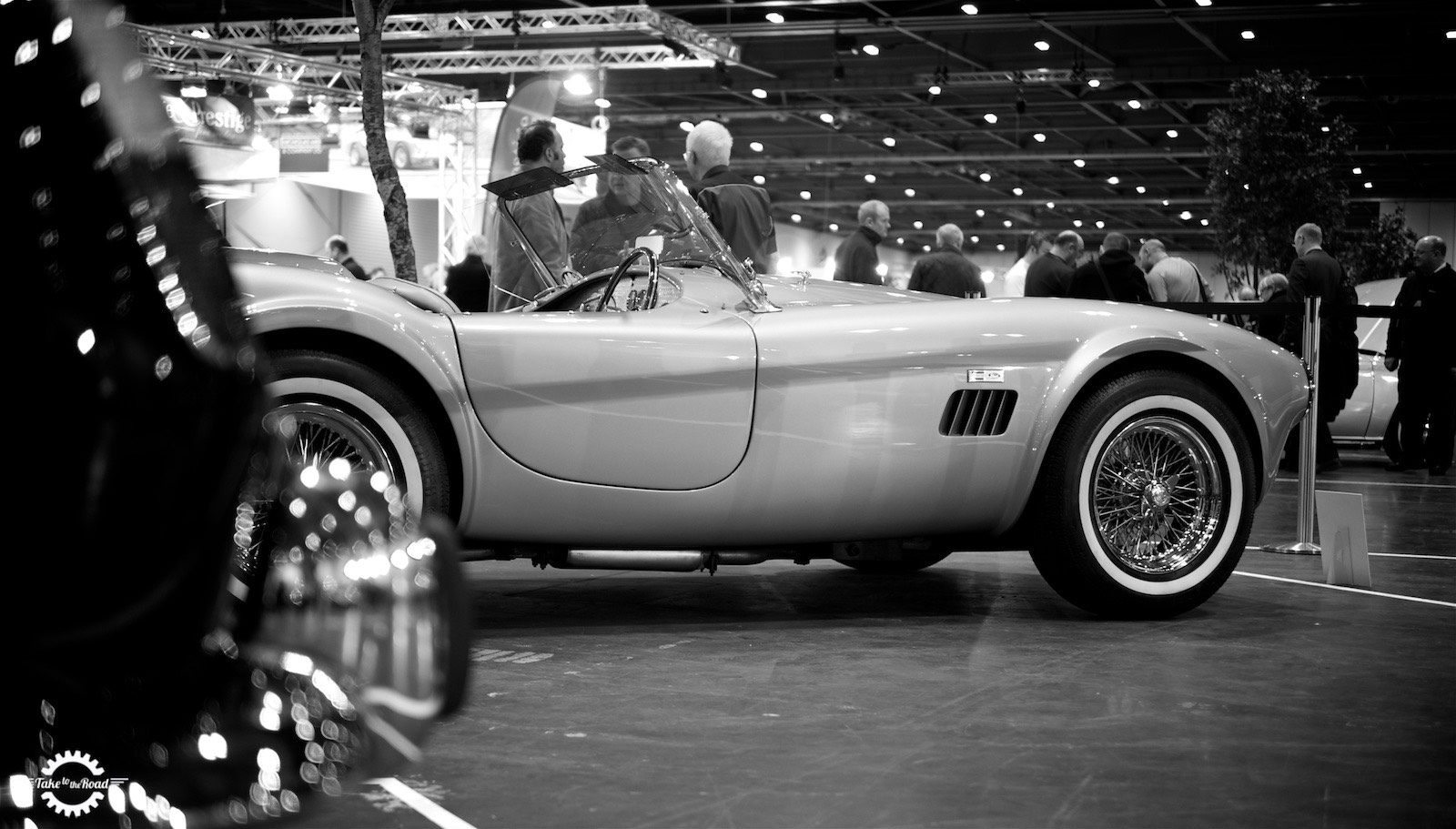 Take to the Road News London Classic Car Show