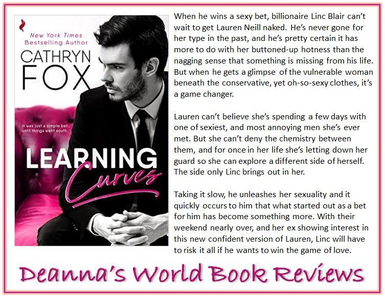 Learning Curves by Cathryn Fox blurb