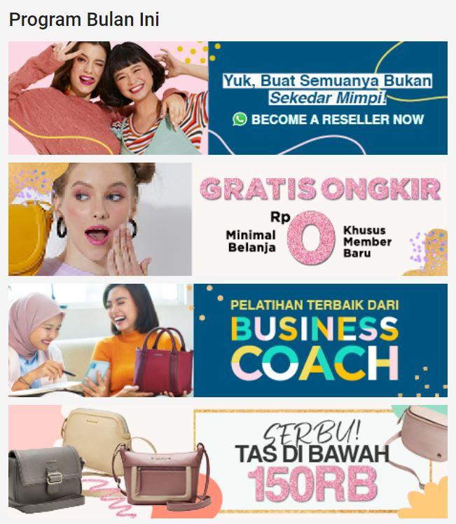 Benefit menjalankan bisnis online di Sistersel