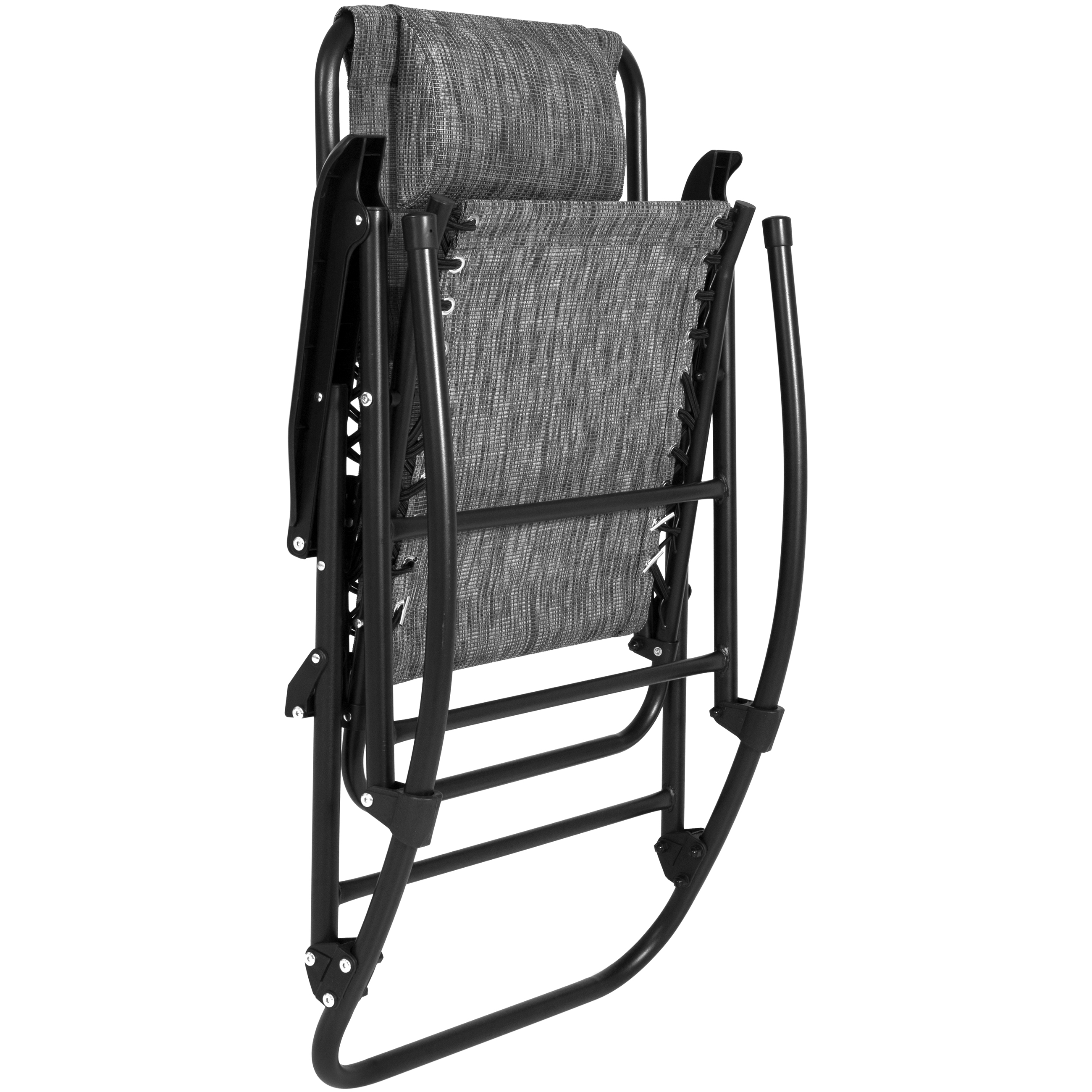 BCP-Foldable-Zero-Gravity-Patio-Rocking-Lounge-Chair thumbnail 40