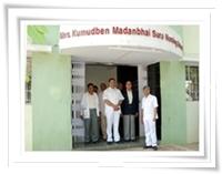 Mrs. Kumudben Madanbhai Sura Nursing School, Pune Image