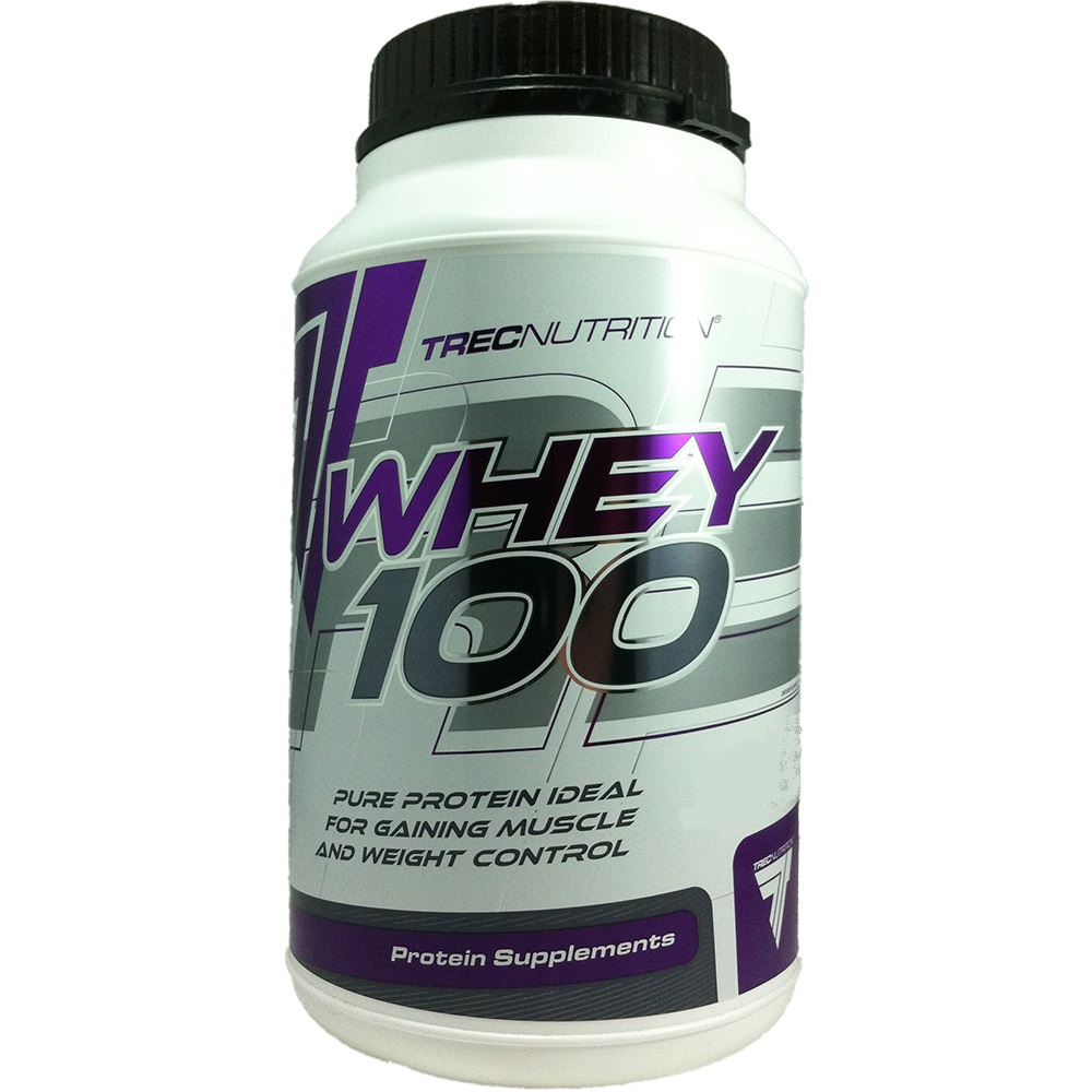 Trec Nutrition Whey 100 Pure Protein Gain Muscle And