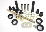 Rear Control A-Arm Bushings Kit Polaris Sportsman 400 4x4 2001 2002