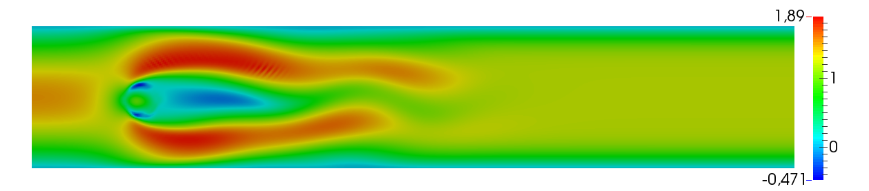 Free Motion of a Disk #1