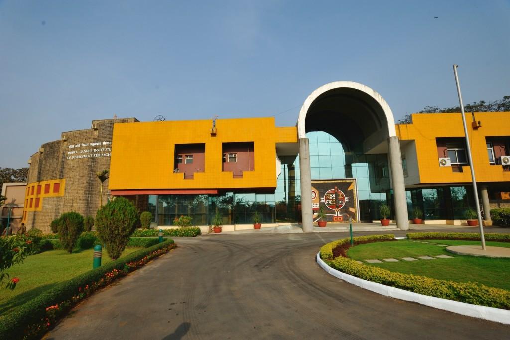 Indira Gandhi Institute of Development Research