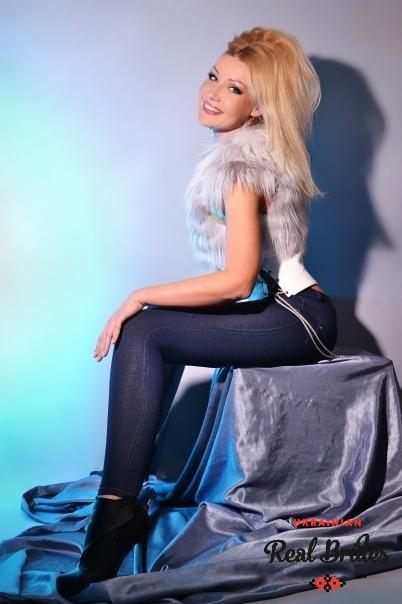 Photo gallery №4 Ukrainian lady Luybov