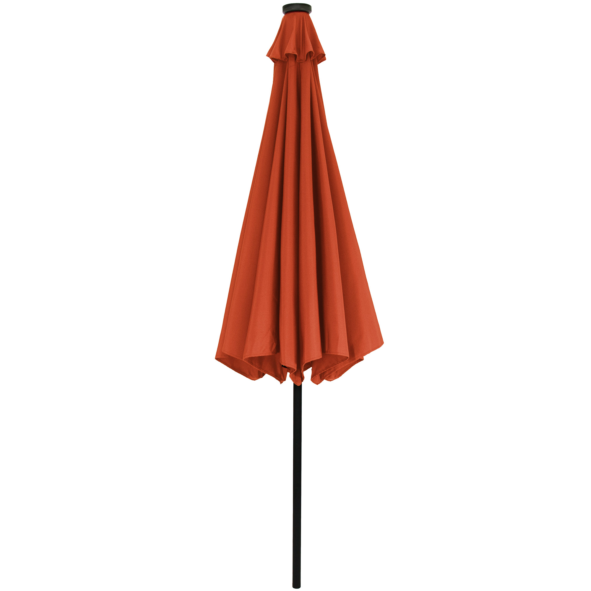 BCP-10ft-Solar-LED-Lighted-Patio-Umbrella-w-Tilt-Adjustment-Fade-Resistance thumbnail 52