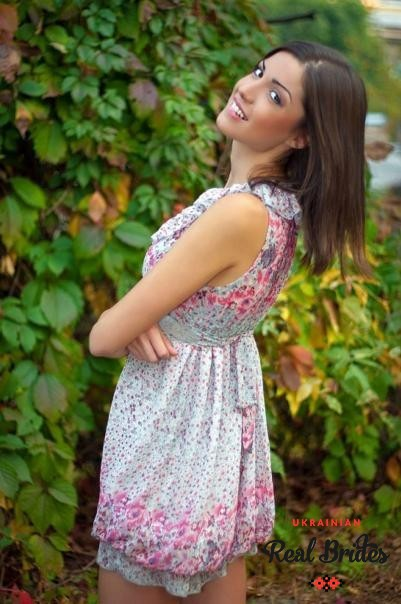 Photo gallery №2 Ukrainian bride Alexandra