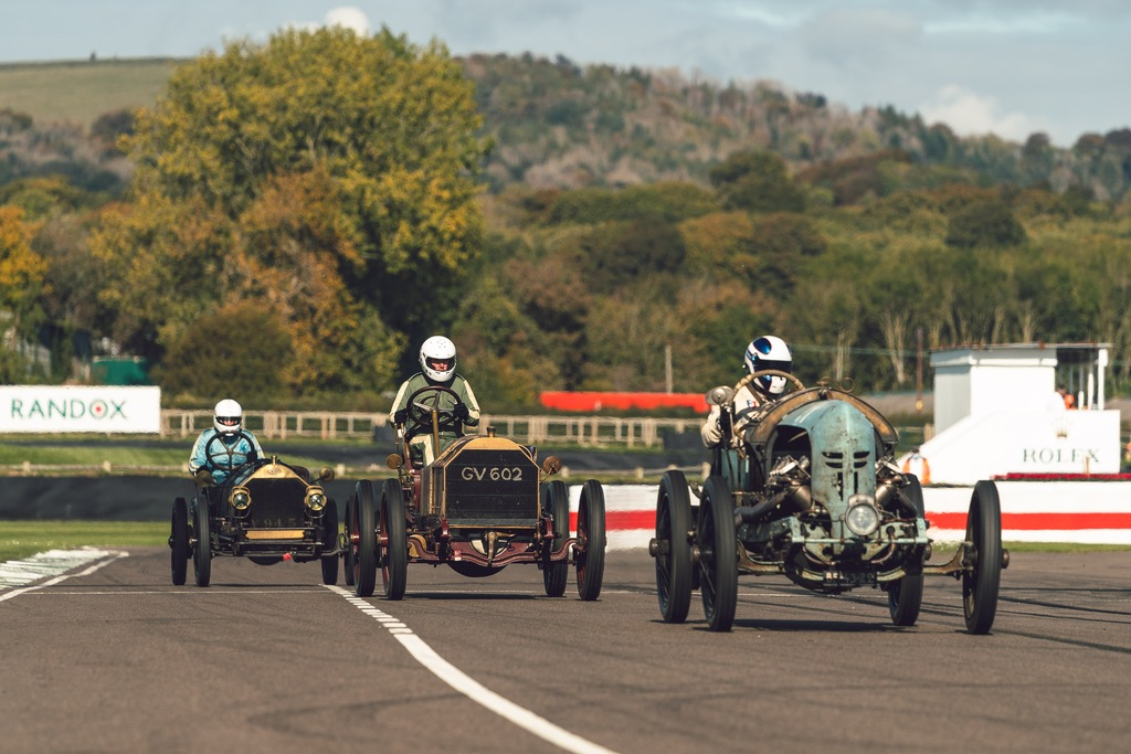 Goodwood Speedweek honours motoring history and future tech