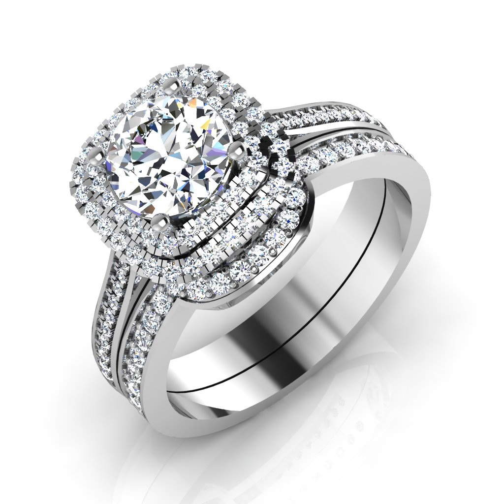 The Zeralda Solitaire Ring
