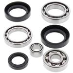 Rear Differential Bearings and Seals Kit Honda - 25-2007B - Boss Bearing