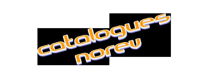 Catalogues et pubs Norev
