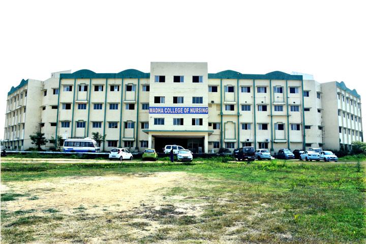 Madha College of Nursing, Chennai Image