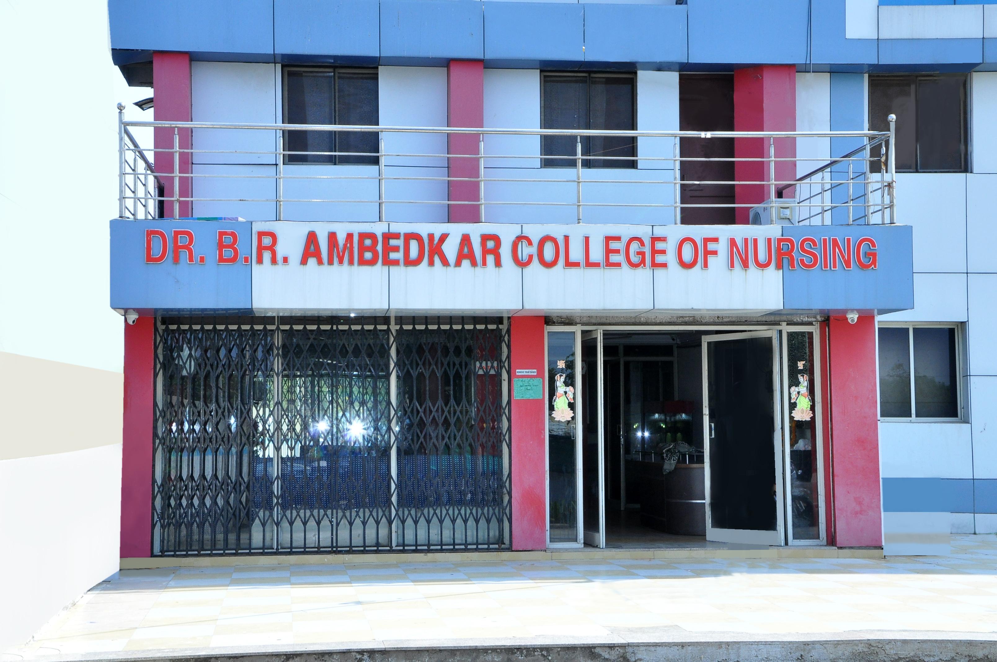 Dr B R Ambedkar School Of Nursing