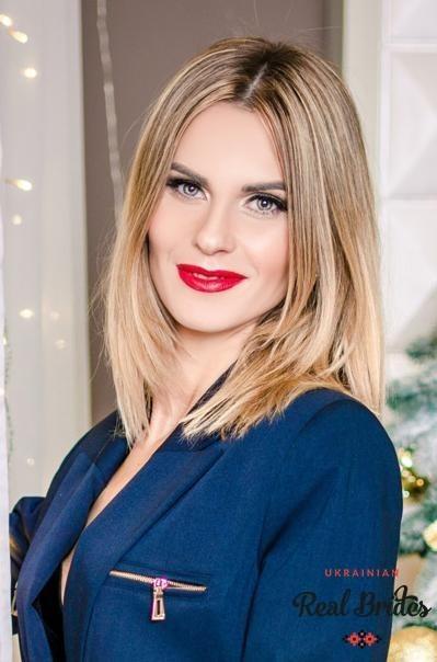 Profile photo Ukrainian lady Elena