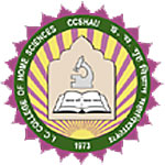 I.C. College of Home Science, CCS Hayana Agricultural University, Hisar