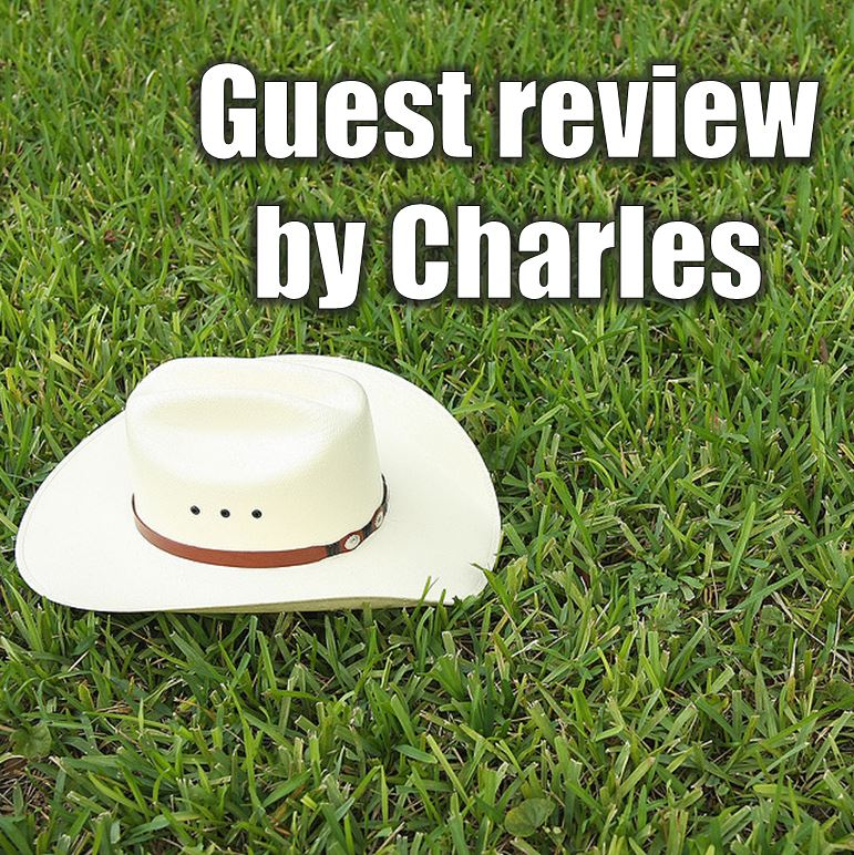 Guest review by Charles