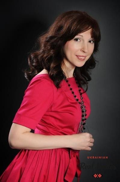 Profile photo Ukrainian women Nataliya
