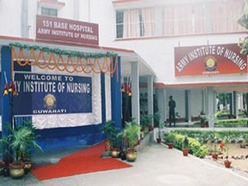 Army Institute Of Nursing, Guwahati