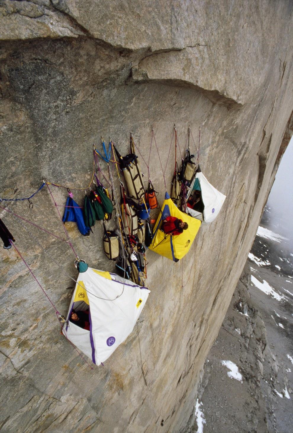 cliff clamp