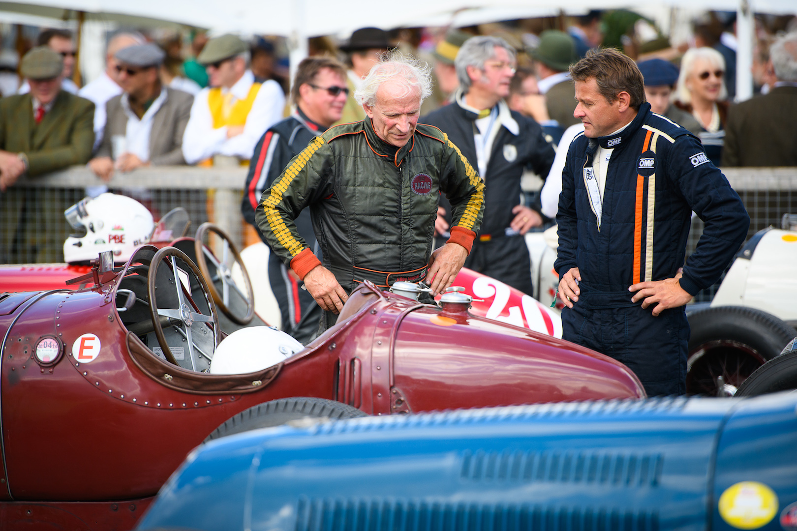 Take to the Road News 2018 Goodwood Revival Honours Two Decades of Motoring Heritage and Culture