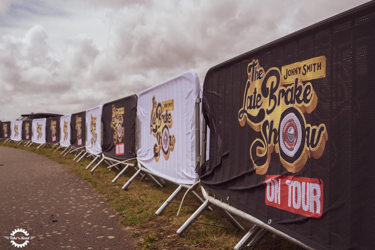 The Late Brake Show Tour - Kent Highlights